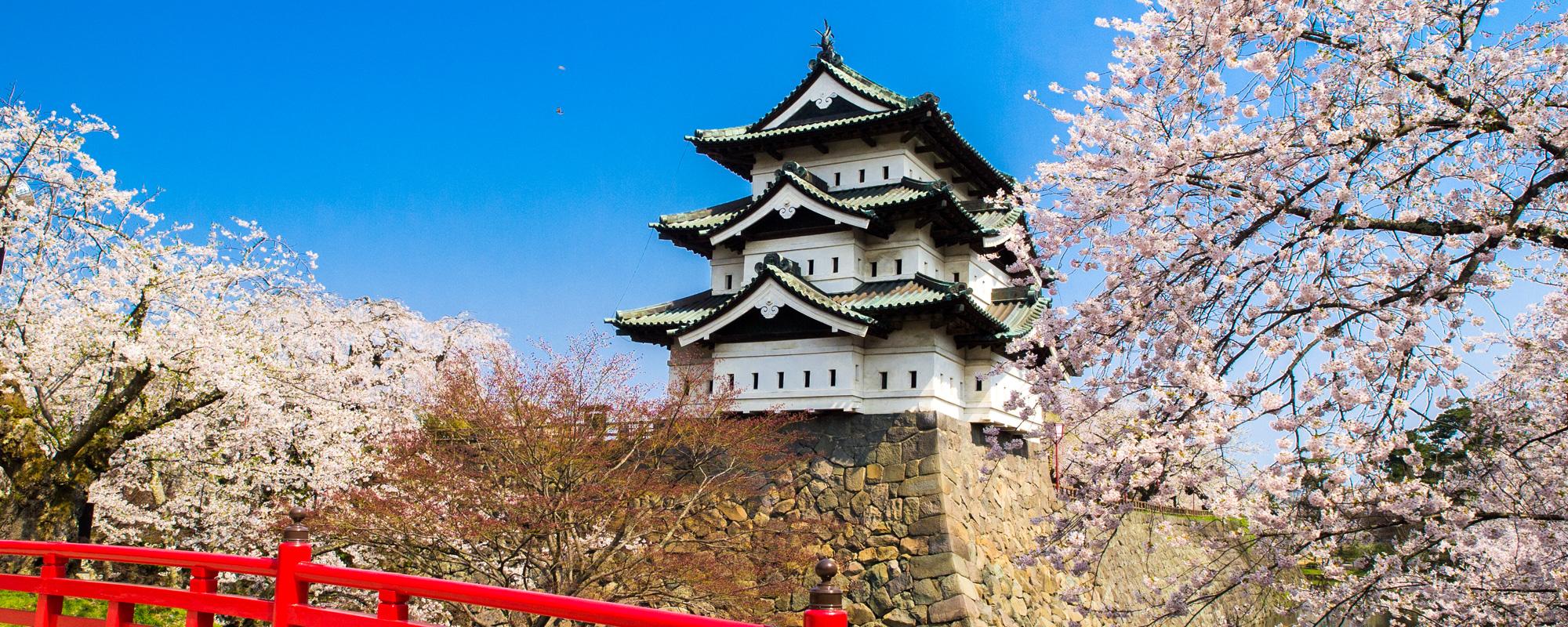 弘前公園 弘前城